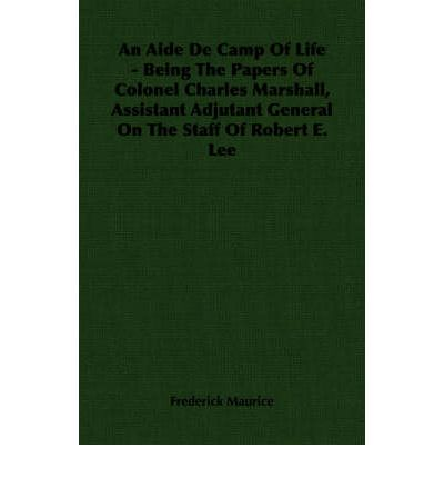 History: American/ Robert E. Lee Biography term paper 15902