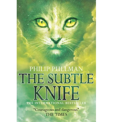 the subtle knife audiobook