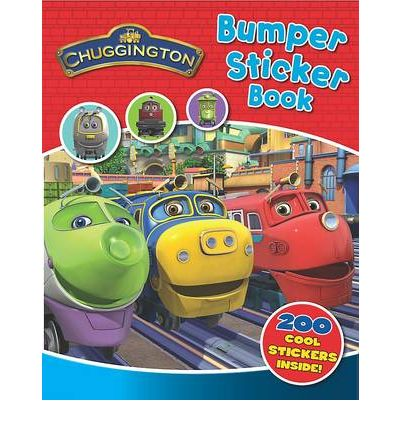 """Chuggington"" Bumper Sticker"