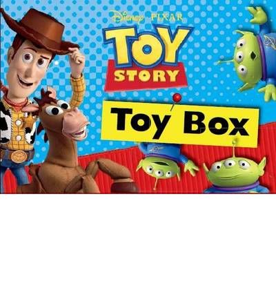ebooks free download toy story toy box chm by 9781407590219
