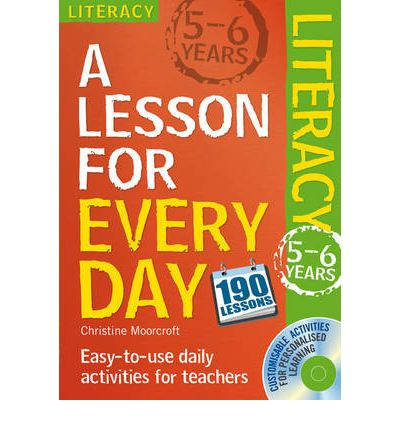 Lesson for Every Day: Literacy Ages 5-6