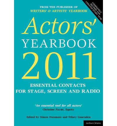 Actors' Yearbook 2011