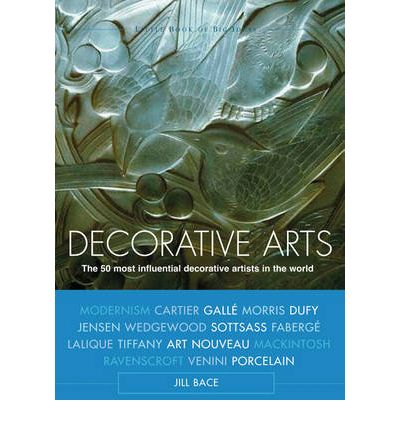 Decorative Arts : The 50 Most Influential Designers in the World