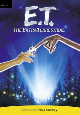 E.T. the Extra-terrestrial Book and CD-ROM Pack: Level 2