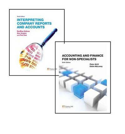 accounting and finance for non specialists Accounting finance non-specialists by atrill, eddie mclaney and a great selection of similar used, new and collectible books available now at abebookscouk.