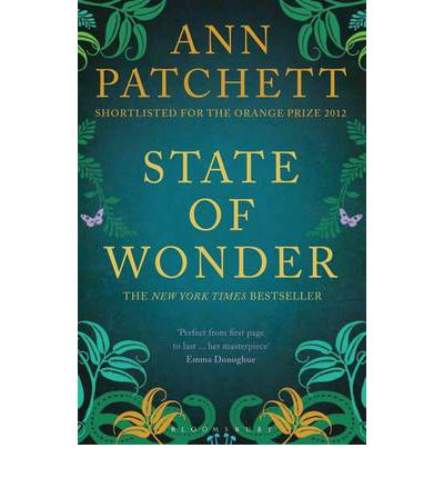 state of wonder ann patchet essay Ann patchett: how i write the bel canto and state of wonder author, whose new collection of memoirs and essays is this is the story of a happy marriage, talks about her friendship with elizabeth gilbert and donna tartt, the short story renaissance, and owning an independent bookstore.