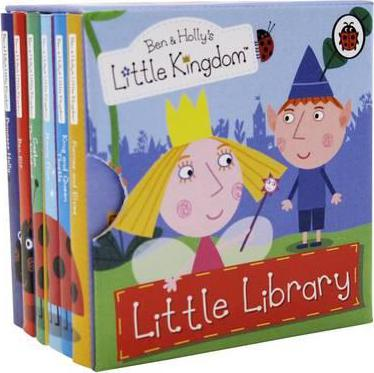 Ben and Holly's Little Kingdom: Little Library