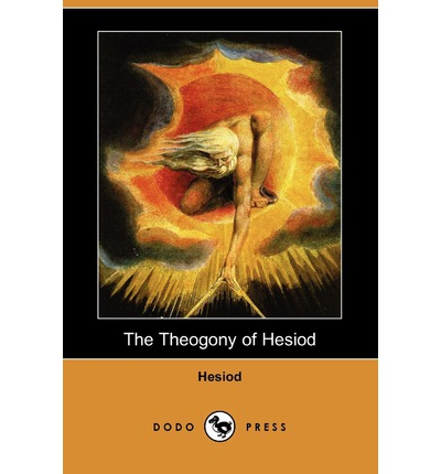 a comparison of two accounts of creation the book of genesis and hesiods theogony Second, because the enuma elish exists as a near eastern creation myth, along with a handful of others, it is argued that genesis, being a near eastern creation account, must also be a myth both objections are best answered by detailing the vast differences between the two accounts and understanding that the nature of genesis is far.