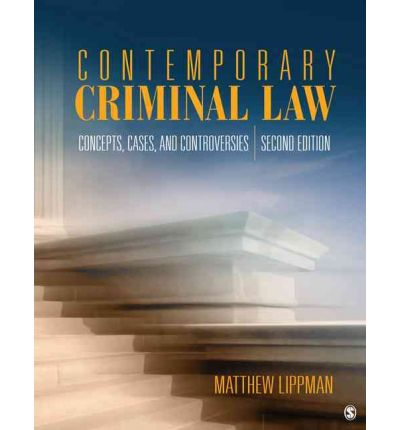 criminal law case studies and controversies