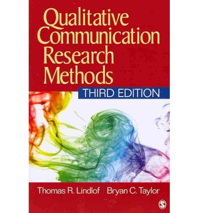 communication research methods Triangulation is a credible and useful method of conducting research which can result in an increase in both quality and quantity of data gathered the five documented types of triangulation.