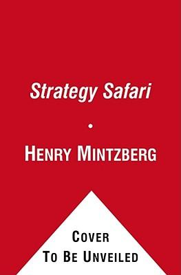Strategy Safari Mintzberg Pdf