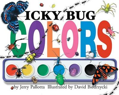 Epub book downloads Icky Bug Colors by Jerry Pallotta in Norwegian PDF iBook PDB 1417624175