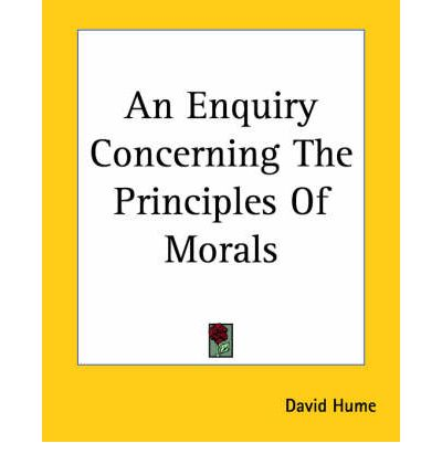 an analysis of humes an inquiry concerning the principles of morals 137 analysis of hume s critique essay examples from #1 writing service eliteessaywriterscom get more persuasive, argumentative analysis of hume s critique essay samples and other research papers after sing up.