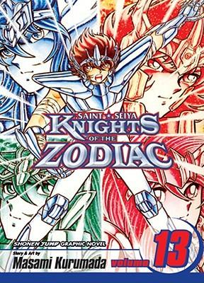 Knights of the Zodiac (Saint Seiya) : Volume 13