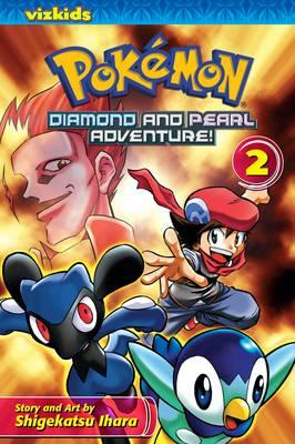 Pokemon Diamond and Pearl Adventure