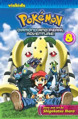Pokemon Diamond & Pearl Adventure