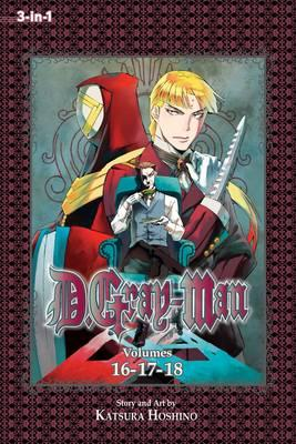 D.Gray-Man (3-in-1 Edition), Vol. 6: Volumes 16, 17 & 18 : Includes Volumes 16, 17 & 18
