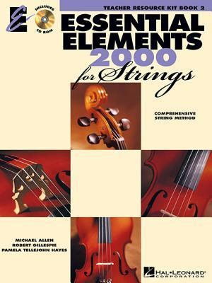 Essential Elements 2000 for Strings - Book 2 : Teacher Resource Kit
