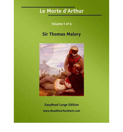 the supernatural in thomas malorys morte darthur english literature essay Review for medieval english and morte d legend literature based on historical be familiar with who sir thomas mallory/the author of la morte d'arthur is:.