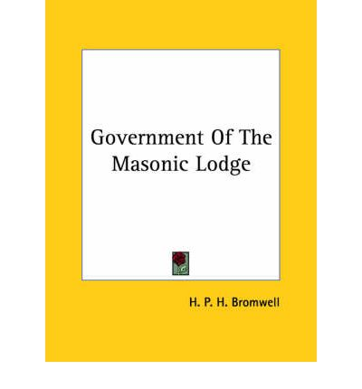 Government of the Masonic Lodge