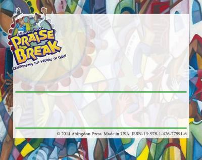 Vacation Bible School (Vbs) 2014 Praise Break Nametags (Pkg of 24) : Celebrating the Works of God!