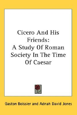 the roman society by cicero While he held the chief office of the roman state, the consulship, in 63bce, cicero uncovered what he claimed (and probably believed.