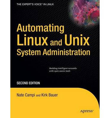 Automating Linux and Unix System Administration