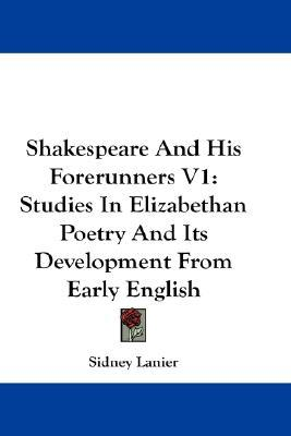 An analysis of the evolution of british poetry and the elizabethan literary
