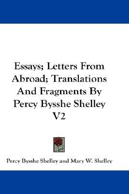 Essays letters from abroad translations and fragments
