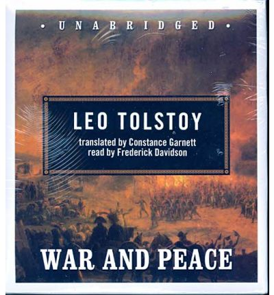 a book analysis of war and peace by leo tolstoy War and peace by leo tolstoy/tolstoi book one: 1805 chapter i well, prince, so genoa and lucca are now just family estates of the.