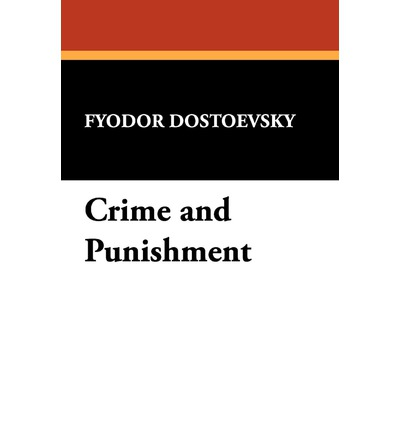 an analysis of existentialism in crime and punishment a novel by fyodor dostoevsky A psychological analysis of the character of raskolnikov in crime and punishment, a novel by fyodor dostoevsky.