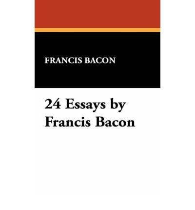 bacon as an essayist Opinion: sir francis bacon was a great essayist and prose writer of 17th century literature he is very much known for his essays and so his place is great as an.