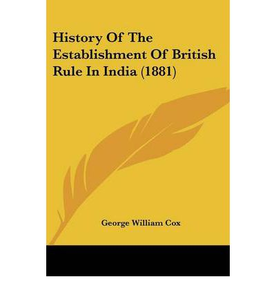 an introduction to the history of british rule South african history online towards a peoples that year witnessed the introduction of the pass system that would later be the overall, the congress was moderate in composition, tone, and practice its founders, all men, felt that british rule had brought considerable benefits.