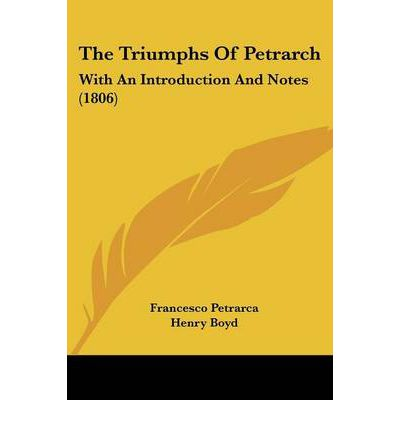 an introduction to the life of francesco petrarch Find out information about petrarchan or petrarch (pē`trärk) or francesco petrarca life of petrarch (1961) and petrarch and the renascence.