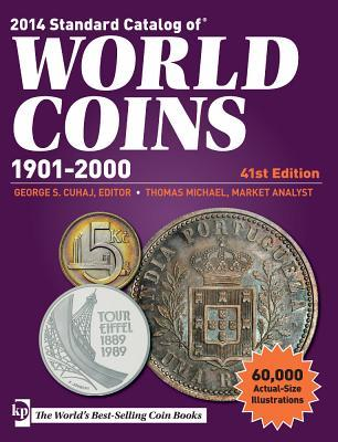 Standard Catalog of World Coins - 1901-2000 - 2014