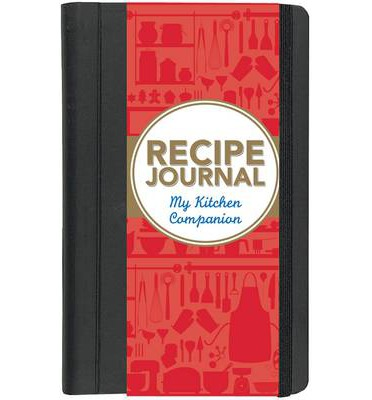 Recipe Journal My Kitchen Companion