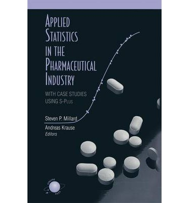 application of statistics in pharmaceutical industry Role of information technology in pharmaceutical industry  is the application of computers and telecommunications equipment to store, retrieve, transmit and.