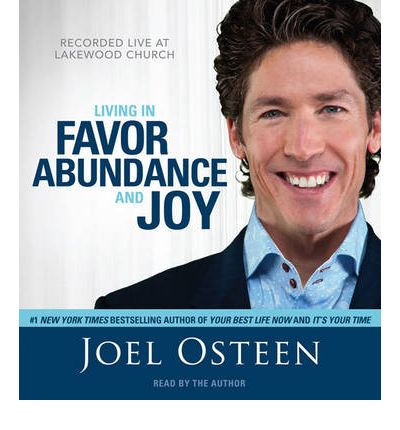 Living in Favor, Abundance and Joy: v. 2