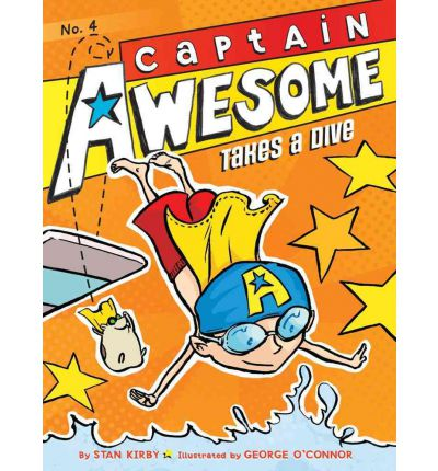 Captain Awesome Takes a Dive