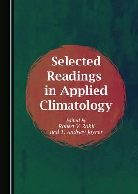 Climatology Books Pdf