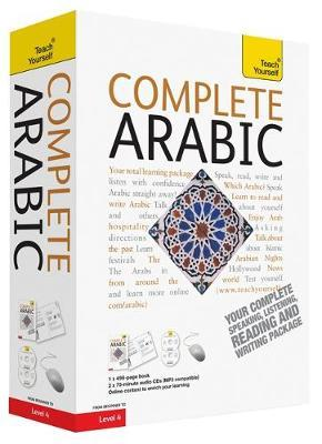 Complete Arabic Beginner to Intermediate Course: (Book and Audio Support) Learn to Read, Write, Speak and Understand a New Language with Teach Yourself