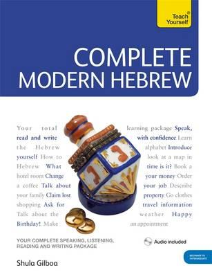 Complete Modern Hebrew Beginner to Intermediate Course : (Book and Audio Support) Learn to Read, Write, Speak and Understand a New Language with Teach Yourself