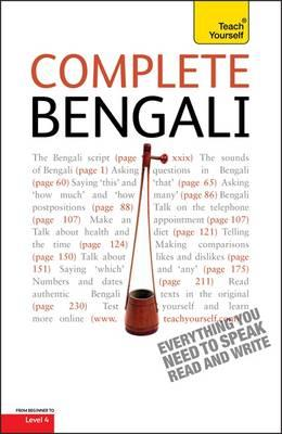Complete Bengali Beginner to Intermediate Course: (Book and Audio Support) Learn to Read, Write, Speak and Understand a New Language with Teach Yourself