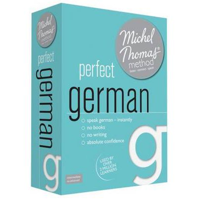 Perfect German (Learn German with the Michel Thomas Method)