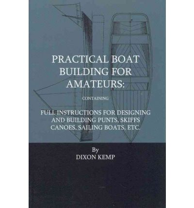 For amateurs building Boat
