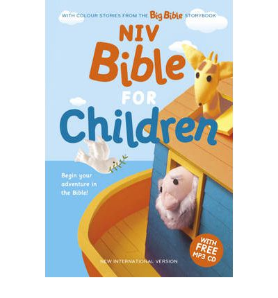 NIV Bible for Children: With Colour Stories from the Big Bible Storybook