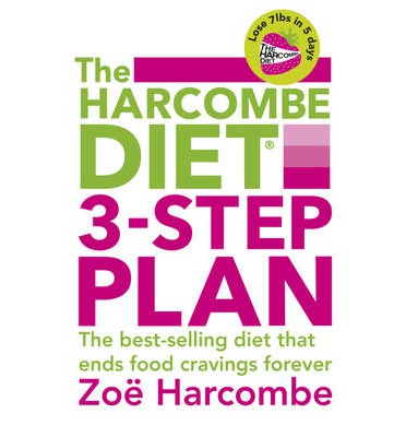 The Harcombe Diet 3-step Plan : Lose 7lbs in 5 Days and End Food Cravings Forever