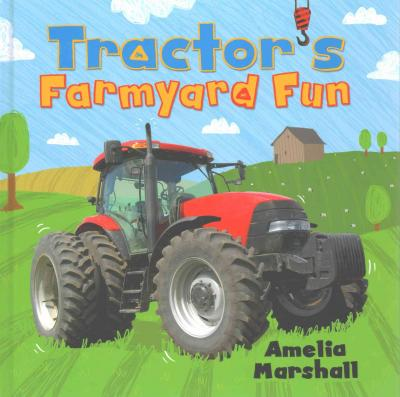 Tractor's Farmyard Fun
