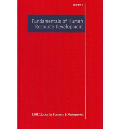 the fundamentals of human resource development Section 1 human resource management at organisational level 5  section 7 staff development 65  main areas of human resources management.