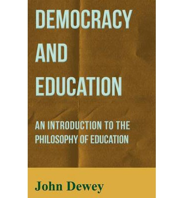 Dewey's Political Philosophy